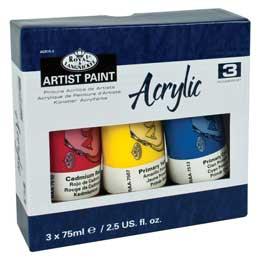 acrylic paints royal langnickel art