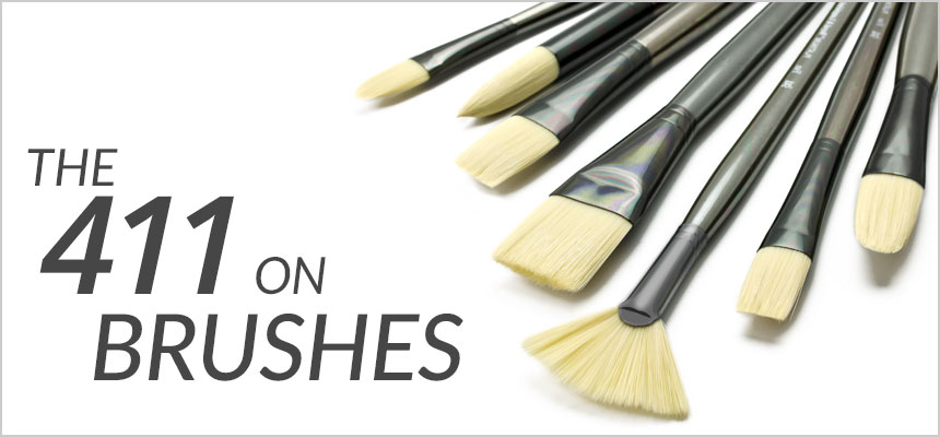 The 411 on Brushes