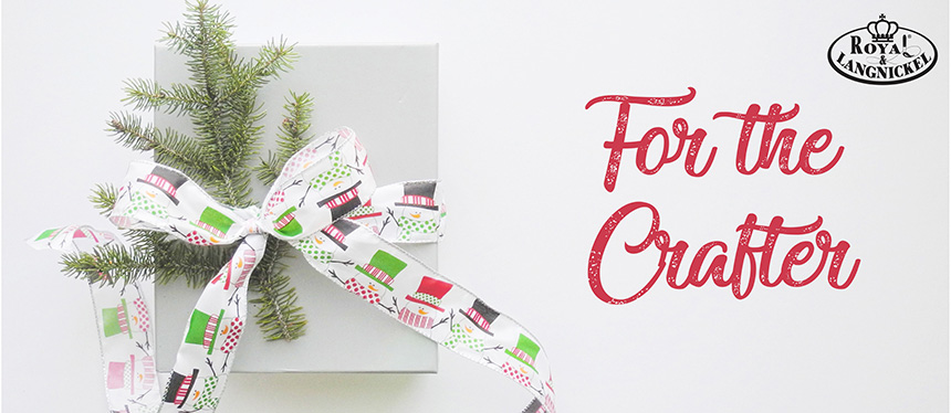 Gift Guide 3: For the Crafter
