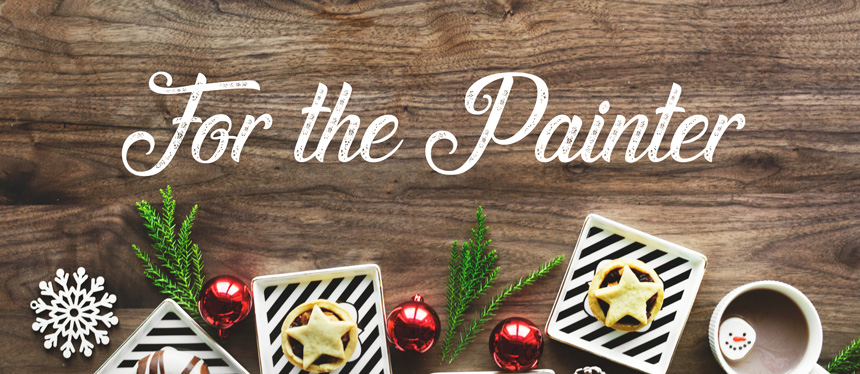 Gift Guide 1: For the Painter header image