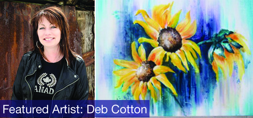 Featured Artist: Deb Cotton