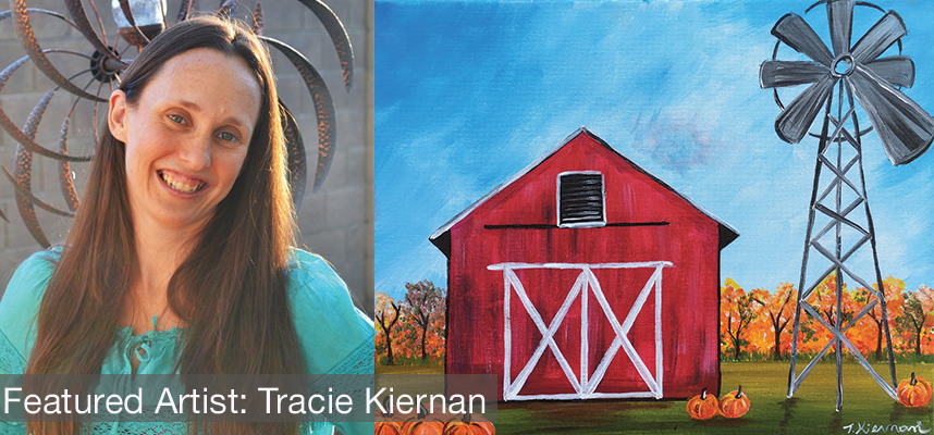 Featured Artist: Tracie Kiernan