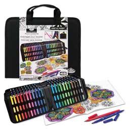Royal /& Langnickel Soft Pastel Essentials Keep N Carry Set