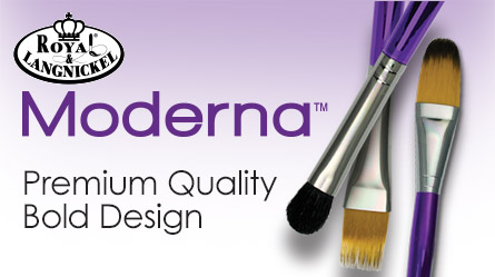 Check out these Featured Products - Moderna™ Brushes!